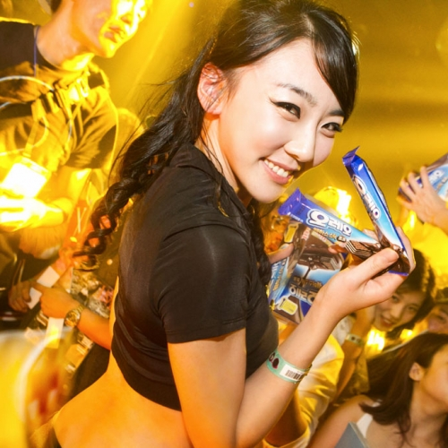 \'THE MAXIM Halloween Party\' 모델