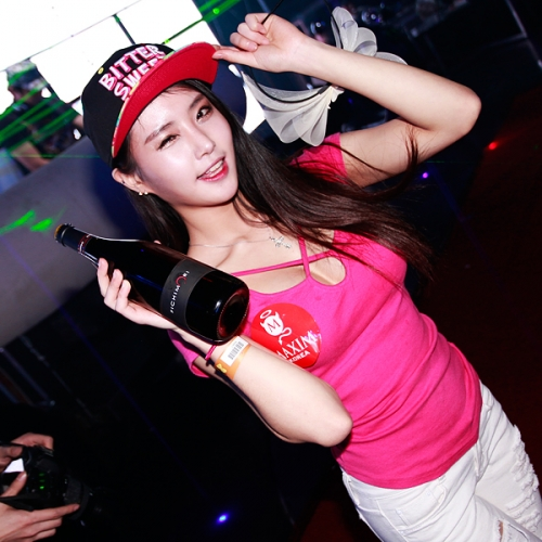 \'The MAXIM Valentine\'s Day Party\' 모델